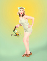 Retro Pin Up